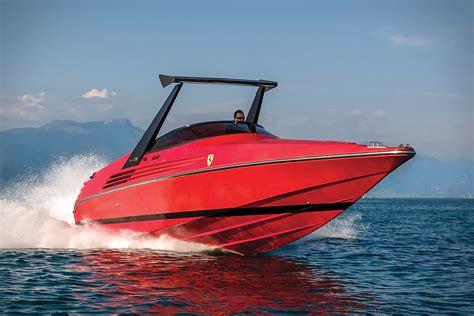 riva ferrari  speedboat uncrate