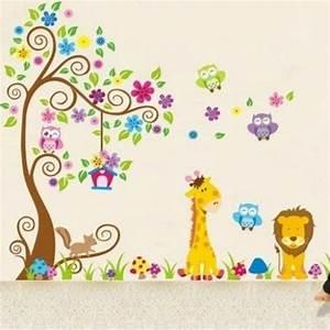 5 ideas baratas para decorar paredes de cuartos infantiles