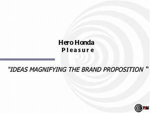 Hero Honda Pleasure