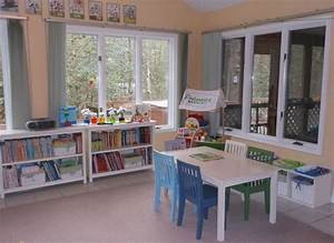 Homeschool Room with a View from Natural Beach Living ...