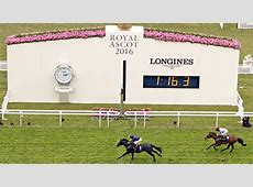 Longines Time honoured tradition Racing The Gaitpost