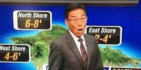 We Feel Really Bad For Hawaii Weatherman Guy Hagi Huffpost