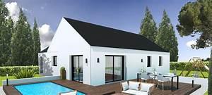 Construction MAISON 3 CHAMBRES BERRIC pas cher Maisons