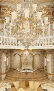 Luxury Residential Villas Interior in Palm Jumeirah ...