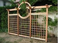 garden trellis plans PDF Woodworking Plans Trellis Wooden Plans How to and DIY ...