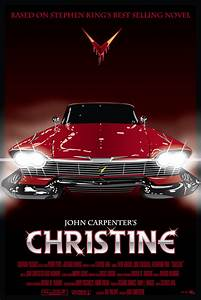 Just A Car Guy: Christine movie poster