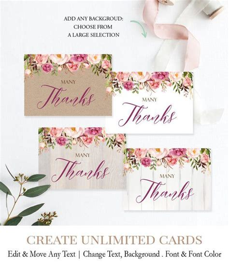 pink purple floral   cards beautiful baby