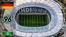 HDI Arena - Hannover 96 Stadium - YouTube