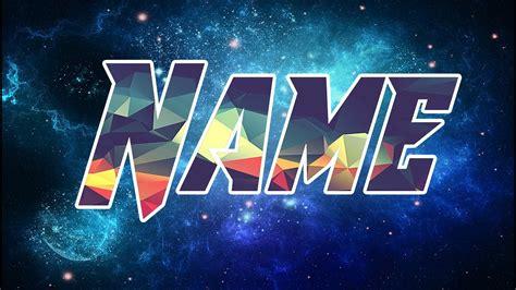 Tutorijal Kako Napraviti Gaming Logo Za Yt