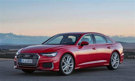 Audi A6 Offers by 2019 Audi A6 Starts At 58 900 Offers Tons Of Tech On