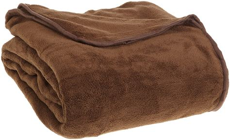 All Seasons Collection Micro Fleece Plush Solid F/q Blanket, Chocolate , New, Fr Should I Blanket My Horse Pink Bear Security Michael Jackson Blankets Pure New Wool Michigan State University Bed Sheet Baby Crochet The Wiggles