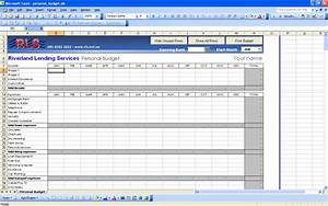 personnel budget template - best photos of personal budget template excel 2010