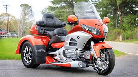 Honda Goldwing Modification by Honda Gold Wing Gl1800 Images