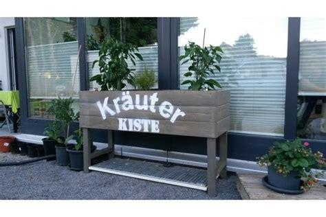 Hochbeet Für Kräuter Kaufen by Kr 228 Uterhochbeet F 252 R Balkon Kerryskritters