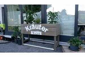 Kräuter Für Den Garten : hochbeet 39 kr uter kiste 39 in bad k nig sonstiges f r den garten balkon terrasse kaufen und ~ Eleganceandgraceweddings.com Haus und Dekorationen