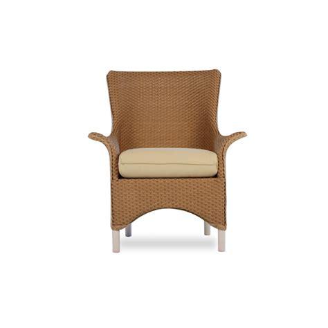 lloyd flanders 27007 mandalay dining arm chair discount