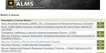 Dts Help Desk Navy by Army Alms Training Certificate Tail Mots Cl 233 S Army Alms