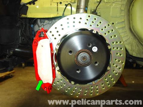 Mini Cooper Brembo Big Brake Installation (r50/r52/r53