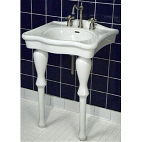 nottingham brass console sink classic style