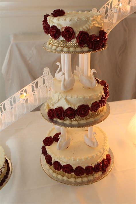 Big Wedding Cake - CakeCentral.com