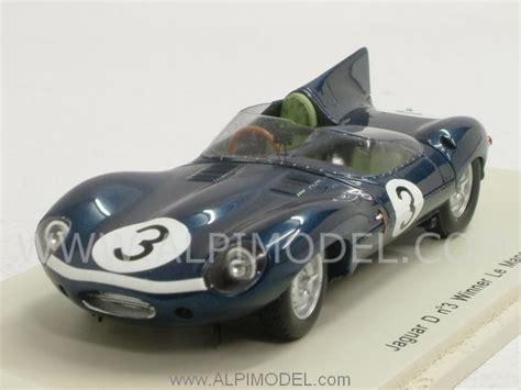 spark-model Jaguar D Type #3 Winner Le Mans Winner 1957 ...