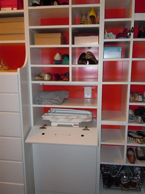 ironing board eclectic closet jacksonville