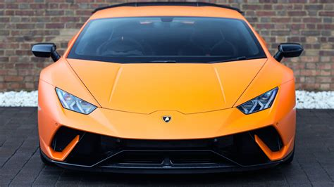 lamborghini huracan performante 2018 lamborghini huracan performante 2018 4k wallpaper