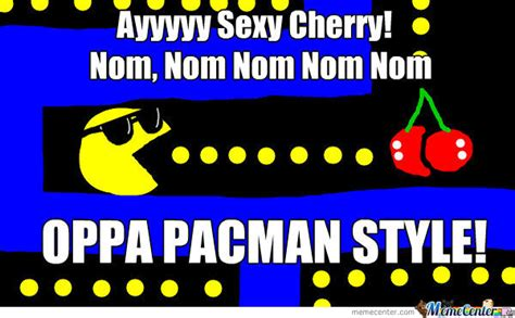 Pacman Memes - pacman ftw by ryu amio meme center