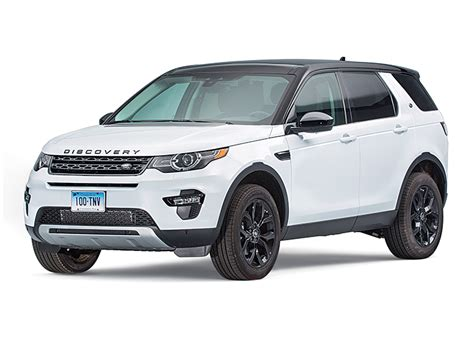 Review Land Rover Discovery Sport by Land Rover Discovery Sport Review Consumer Reports