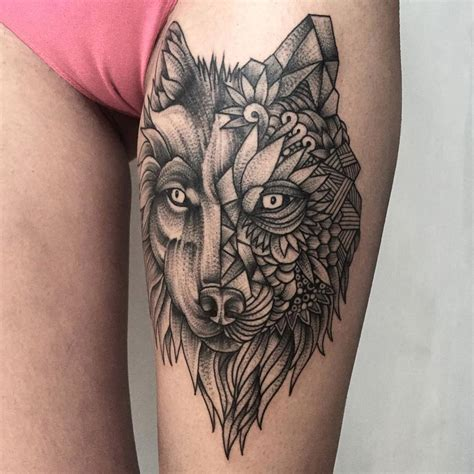 foreboding creature tattoos  modern brothers grimm