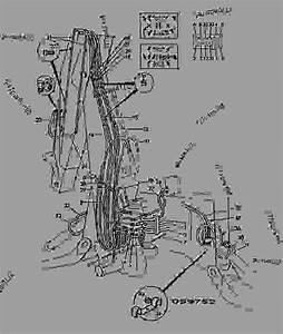 Circuit  Auxiliary  Backhoe  Standard Dipper  Centermount - Construction Jcb 3c 1400