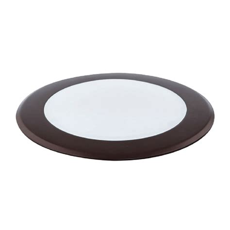 led surface mount disk light luminance led retro fit flush mount disk light oil rubbed