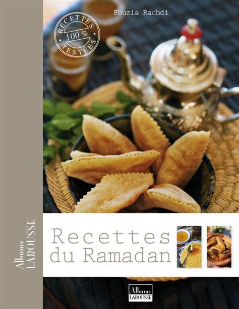 cuisine du ramadan les gagnants du livre quot recettes du ramadan quot chez