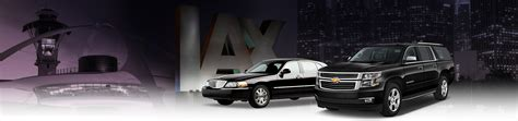 Lax Car Service by Car Service To Lax Airport Modern Limousine Service In