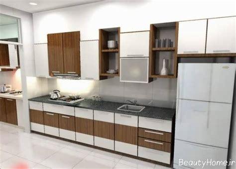 3d kitchen cabinet design طرح کابینت آشپزخانه جدید و زیبا برای آشپزخانه های بزرگ و کوچک 3886