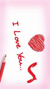 Download Letter S Love wallpapers to your cell phone ...