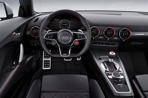 audi tt rs  revealed pictures auto express