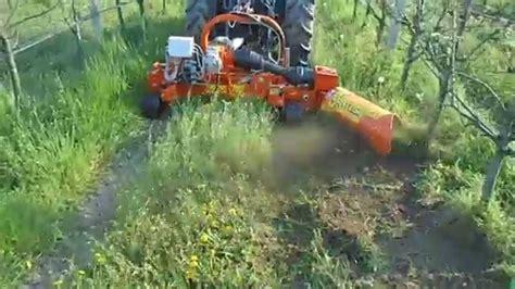 Cortese Macchine Agricole Trancino Trincia Interfilare