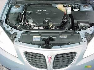 2007 Pontiac G6 V6 Sedan 3 5 Liter Ohv 12