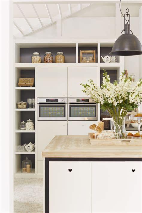 Kleine Keuken Producten by Riverdale Keuken Houten Producten Met Een Witte Naturel
