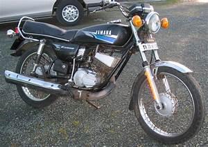 1981 Yamaha Rs 100