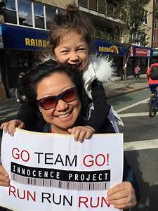 Run with Innocence Project at the 2017 New York City Marathon