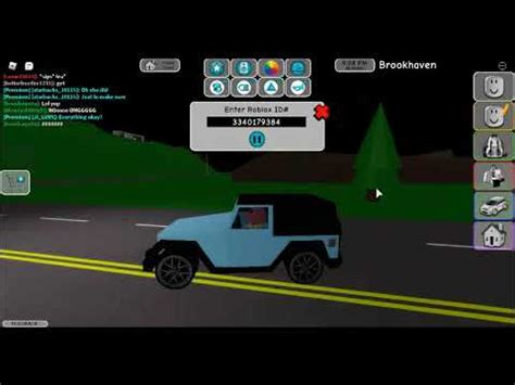 The game was created by wolfpaq who designed, scripted, and see the best & latest brookhaven id codes songs on iscoupon.com. Music Id Codes For Roblox Brookhaven | StrucidCodes.org