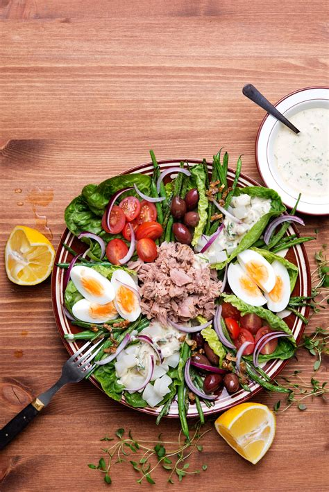 keto salad nicoise diet doctor