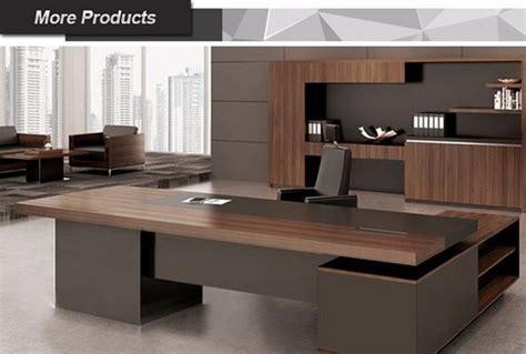 design  ply board executive table design  id