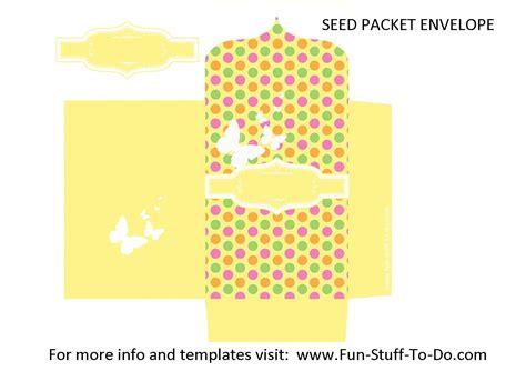 seed packet envelope