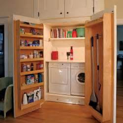 Narrow Pine Bookcase by 40 Super Clever Laundry Room Storage Ideas Home Design
