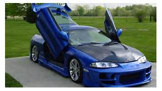 gallery for 1998 mitsubishi eclipse spyder custom
