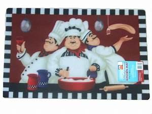 Italian Fat Chefs Kitchen Rug
