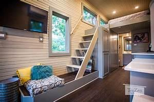 Latest Windows Updates Single Loft By Texzen Tiny Home Co Tiny Living